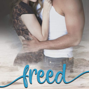 Freed by Carly Phillips, Carly Phillips romance author, Lauren Summer model, Dan Rengering model
