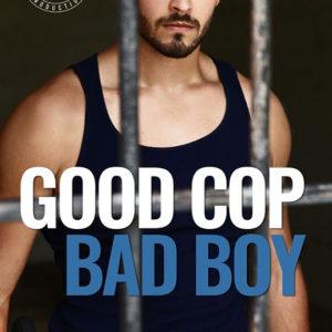Good Cop Bad Boy by K.L. Clare, K.L. Clare romance author, Daniel Rengering model, CJC Photography book cover photographer
