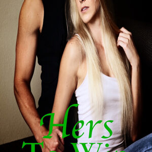 Hers to Win by Avery Samson, Avery Samson author, David Wills model, CJC Photography book cover photographer