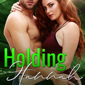 Holding Hannah by Elizabeth Kozloff, Elizabeth Kozloff romance author, CJC Photography book cover photographer