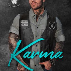 Karma by Elizabeth York, Elizabeth York romance author, Gus Caleb Smyrnios model