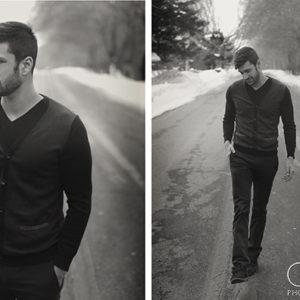 CJC Photography, Boston, book cover photographer, Kevin Kalhori, fashion model