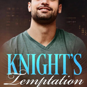 Knights Temptation by Shelley Justice, Shelley Justice romance author, Jered Youngblood model