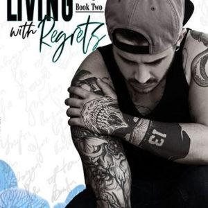 Living With Regrets by Aimee Noalane, Aimee Noalane romance author, Josh McCann model