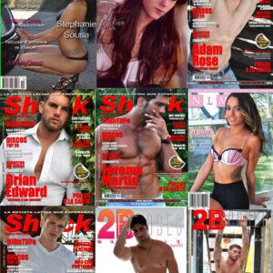 CJC Photography, Boston, magazine covers, fashion, fitness, internationally published