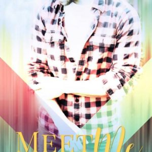"""Meet Me"" by Christine Brae, Steve Alario, Maggie Inc., CJC Photography, Boston photographer, book cover photographer, romance book cover photographer"