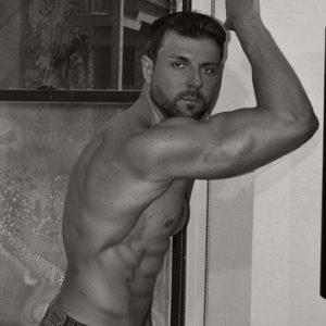 CJC Photography, Boston, book cover photographer, romance novel, Michael Carey, fitness model, actor