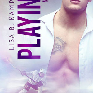 Playing To Win by Lisa B. Kamps, Quinn Biddle, CJC Photography,Florida photographer, book cover photographer, romance book cover photographer