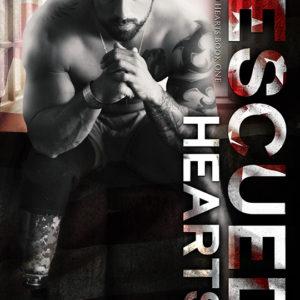 Rescued Hearts by Angela Nicole, Angela Nicole romance author, BT Urruela model