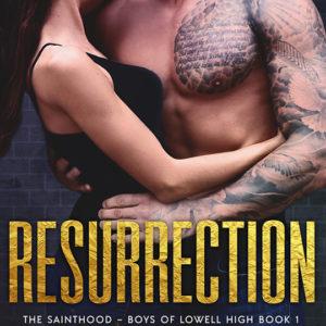 Resurrection by Siobhan Davis, Siobhan Davis romance author, CJC Photography book cover photographer