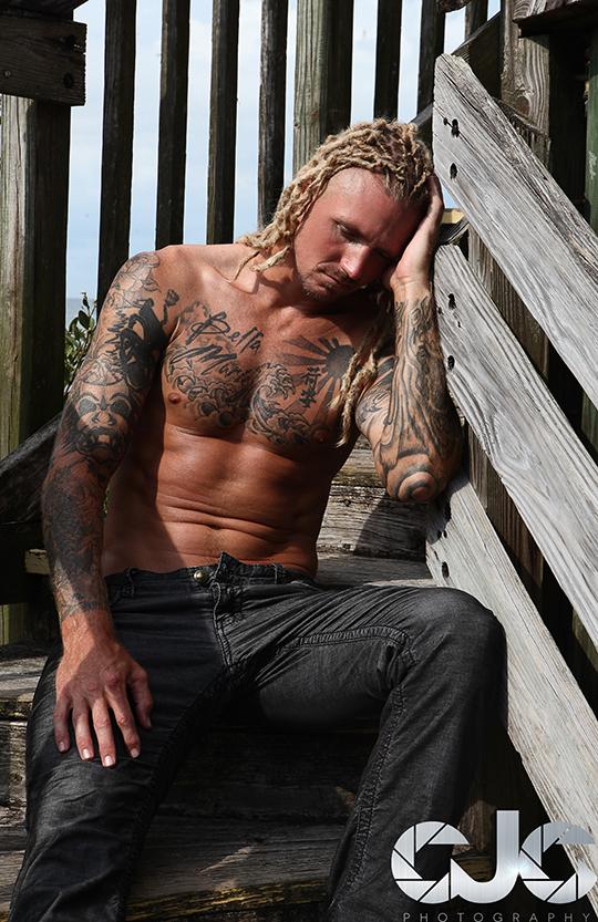CJC Photography, Robbie Gambrell model, Florida photographer, book cover photographer, romance book cover photographer