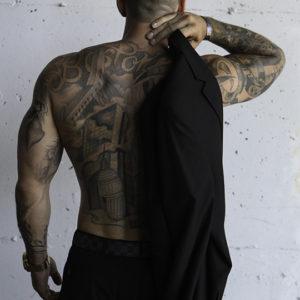 CJC Photography, Boston, book cover photographer, romance novels, tattoo model