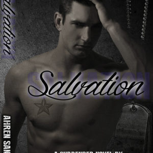 CJC Photography, book cover photographer, boston, Salvation by Ahren Sanders