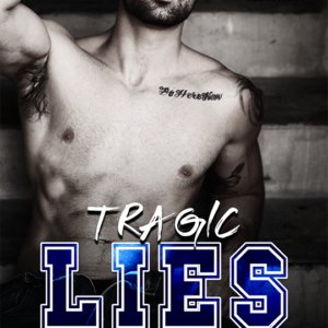 Tragic Lies by L.A. Cotton, L.A. Cotton author, Jered Youngblood model, CJC Photography book cover photographer
