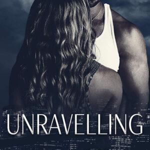 Unravelling by Kiera Jayne, Kiera Jayne romance author, Gideon Connelly model, CJC Photography book cover photographer