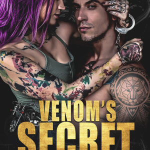 Venom's Secret by Elizabeth Knox, Elizabeth Knox author