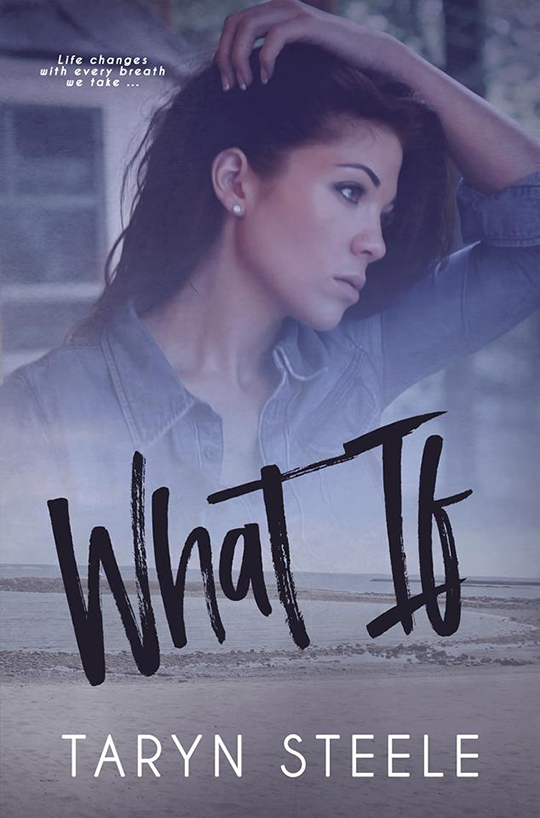 What If by Taryn Steele, Taryn Steel author, CJC Photography