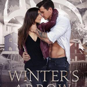 Winter's Arrow by Lexi C. Foss, Lexi C. Foss author, Jenna Elizabeth model